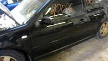 Parting out a 2001 VW Golf GTi VR6 parts car  120026
