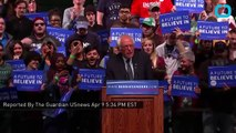 Bernie Sanders Wins Wyoming, While Hillary Gets Delegates