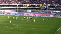 Gol di Kevin Lasagna , Verona - Carpi