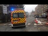 X 5 VSAV + FSR + VTU Sapeurs Pompiers Boulogne sur mer