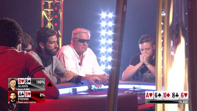 EP16 Poker - HEBDO- La Maison du Bluff 6 - NRJ12 - Replay