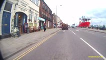 Cruising around Lowestoft - Yamaha R125 - Part 2