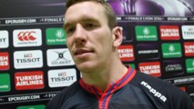 Chris Farrell : « It shows the charachter of this team »