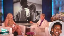 Iggy Azalea Talks about Nick Young Cheating Controversy on Ellen Show