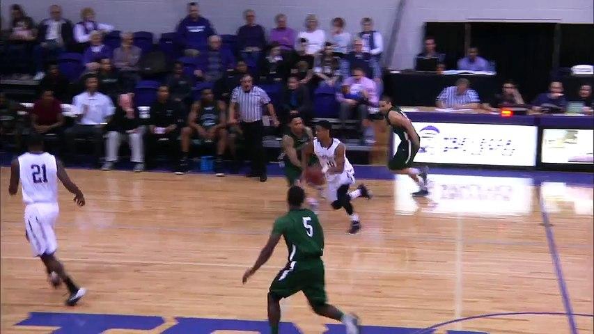 Trevecca Men's Basketball   Devonte Neal Highlights vs Salem 20150228