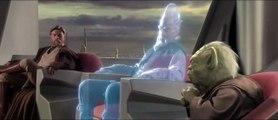 Mace Windu puts Anakin Skywalker in his place
