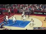 NBA 2K14 Xbox 360 Eastern All Stars vs Cleveland Cavaliers Multiplayer Gameplay