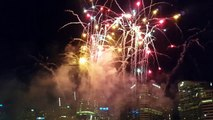 Saturday 09.04.2016 830pm fireworks  Darling Harbour