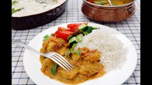 Indian & Jamaican Chicken Curry & Rice