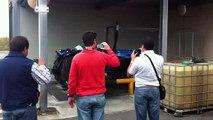 Visita Fabrica Landini Rex (testando)
