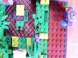 Ethan's Lego Minecraft video using Hue Animation