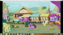 Yoshi Reacts: MLP: FiM S6 E4 - On Your Marks