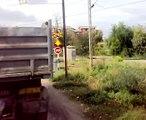 RAILWAYS MACEDONIA TRAIN SKOPJE MADZARI BELGRAD EKSPRESEN  336 ICE CRANOVA 461 120 MZ 461 MZ