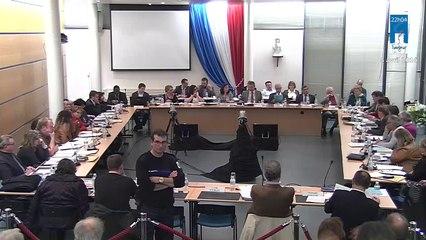 Conseil municipal de Savigny-sur-Orge du 8 avril 2016. - Partie 2 C -vote du budget
