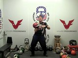 VF Workout 76 - 1 Arm Kettlebell LC 32kg