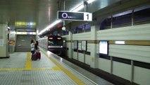 東京メトロ有楽町線 新木場駅 10000系到着