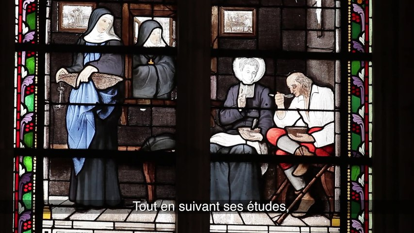 1 Saint Louis-Marie de Montfort - sa vie - st français