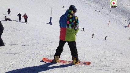 Grandvalira pure neige - Il domini de la neu - Andorra Snow TV