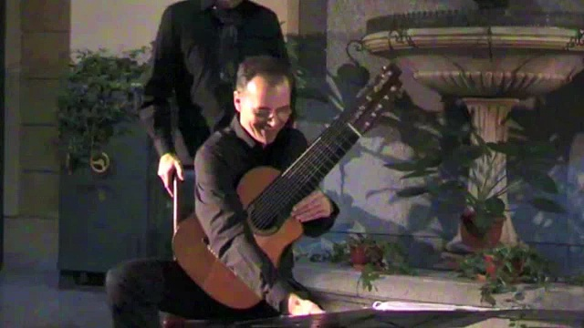 Guitar Duo 22 Strings, Dowland,  2nd Encore Wroclaw concert