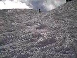 Luke Skiing Moguls