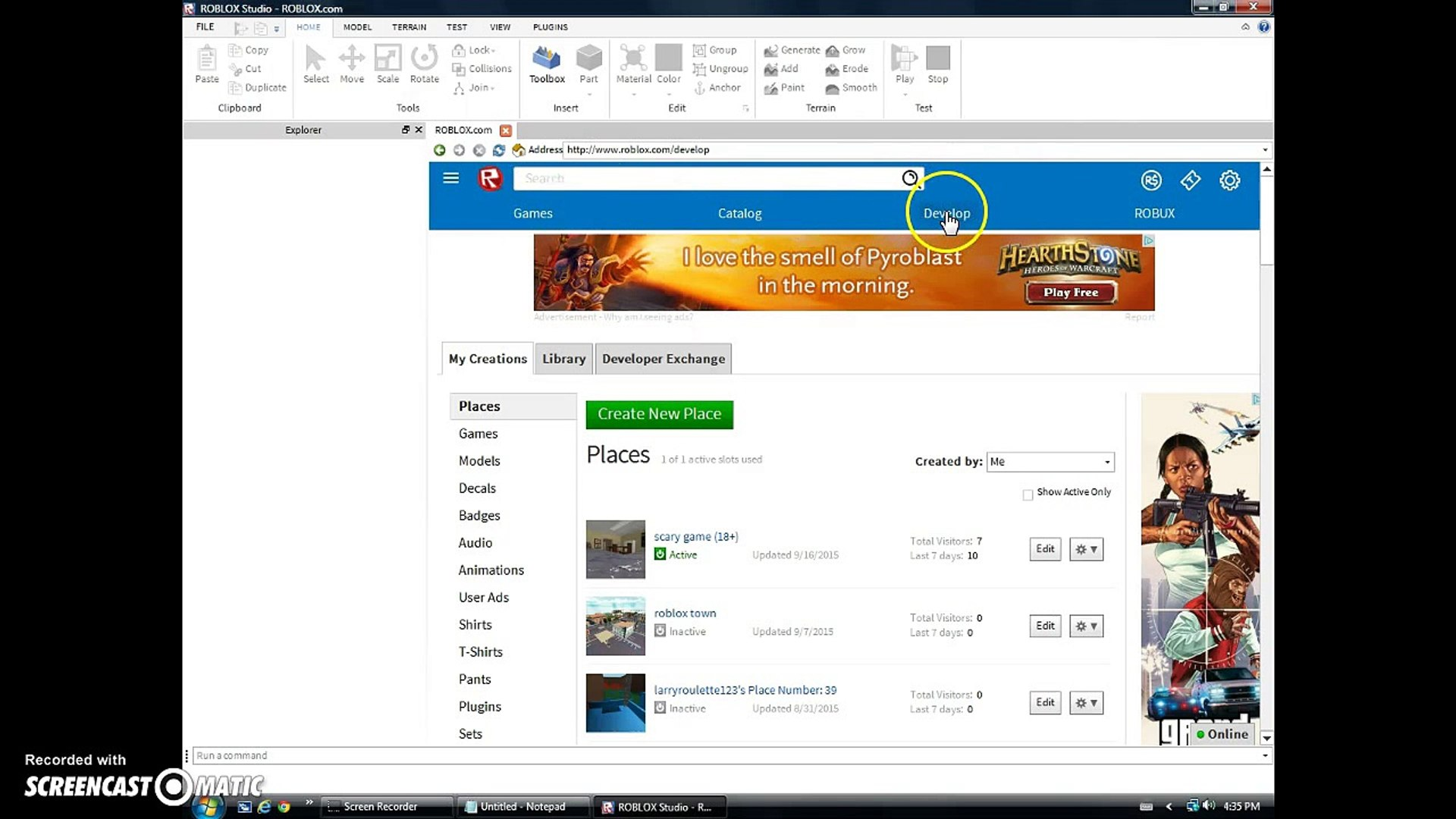 How To Install Plugins On Roblox Video Dailymotion