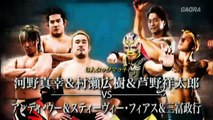 03.13.2016 Andy Wu, Masayuki Mitomi & Stevie Fierce vs. Hiroki Murase, Masayuki Kono & Shotaro Ashino (W-1)