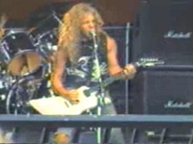 Metallica - Sanitarium - with Cliff Burton