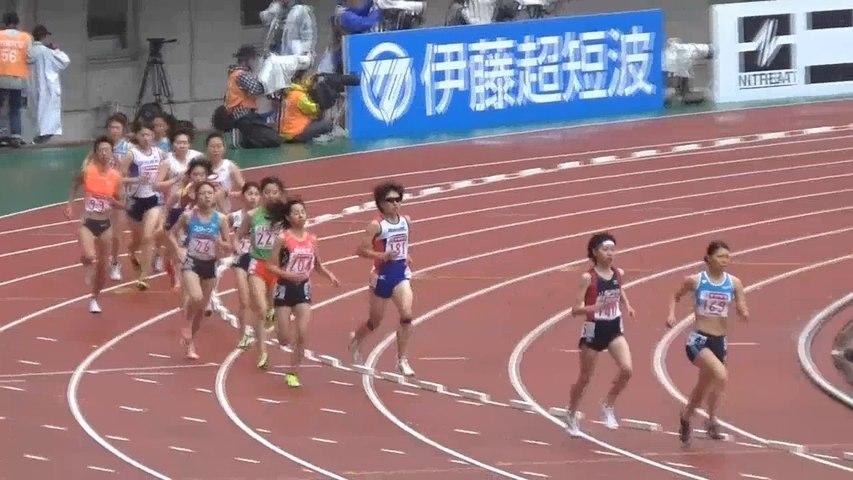 2015日本選手権 女子3000mSC決勝