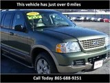 2003 Ford Explorer available from Clayton Autos Inc
