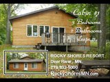 Rocky Shores Resort - Cabin #1