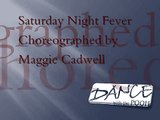Saturday Night Fever (Walk thru & Dance)