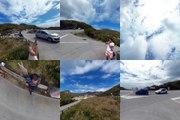 Danger des selfies : un avion frôle sa main alors qu'il voulait se prendre en photo !