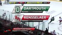 RPI Women's Hockey vs. Dartmouth Highlights