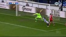 Vlaar R. (Own goal) HD - Heerenveen 1-0 AZ Alkmaar - 10-04-2016