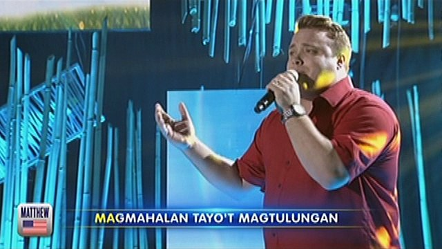 "The Kababayan Bump Off: Matthew May - ""Diyos Ay Pag-ibig"" by Erik Santos"