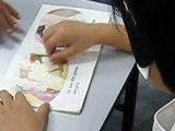 Chang AngQy Blindfold Reading