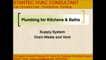 566 - Plumbing for kitchens & Baths -Stantec HVAC Consultant 919825024651