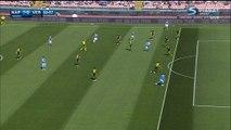 1-0 Manolo Gabbiadini Goal Italy  Serie A - 10.04.2016, SSC Napoli 1-0 Hellas Verona