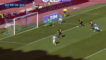 Jose Callejon Goal - Napoli 3-0 Verona - 10.04.2016 HD