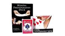 Magic Trick - Bicycle Mental Photography Deck + DVD - www.StrixMagic.it