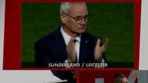 Ranieri quitte le terrain en pleurs - La joie des joueurs de Leicester après la victoire à Sunderland