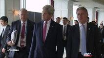 """A Hiroshima, Kerry plaide pour un """"monde sans armes nucléaires"""""""