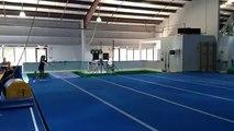 Ella Waren Gymnastics Floor February 2015, VEGA Gymnastics
