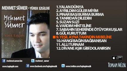 Mehmet Sümer - Yeşil Ayna Takındın mı Beline (karaoke)