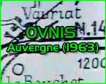 Témoignages OVNIs à Vauriat (1963)