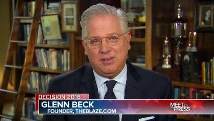 Joy-Ann Reid squashes Mainstream Media's attempt at Glenn Beck rehabilitation