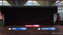 FRU vs LEMAN - 1° Turno #Electrodance at JamBO