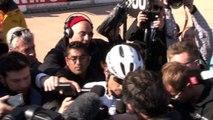 """Paris-Roubaix 2016 - Fabian Cancellara : """"Je n'ai pas eu de chance sur ce Paris-Roubaix"""""""
