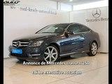 Mercedes classe c occasion visible à Illzach présentée par Paul kroely etoile 68