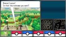 Pokémon Volt White 2 Randomizer Wedlocke #1: Lựa chọn :v